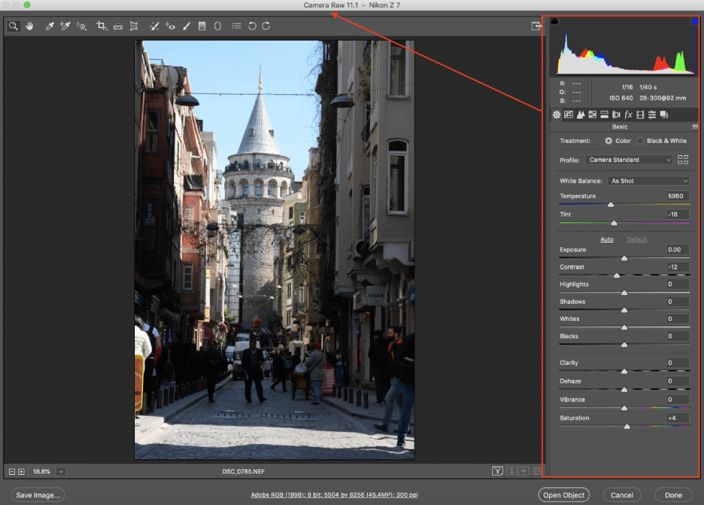 why photoshop is better than lightroom image