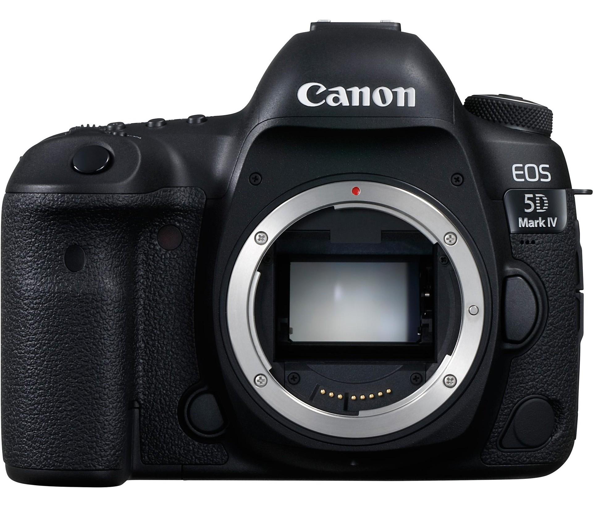 dslr vs mirrorless canon 5d mark iv image