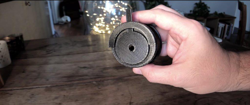 3d lens image