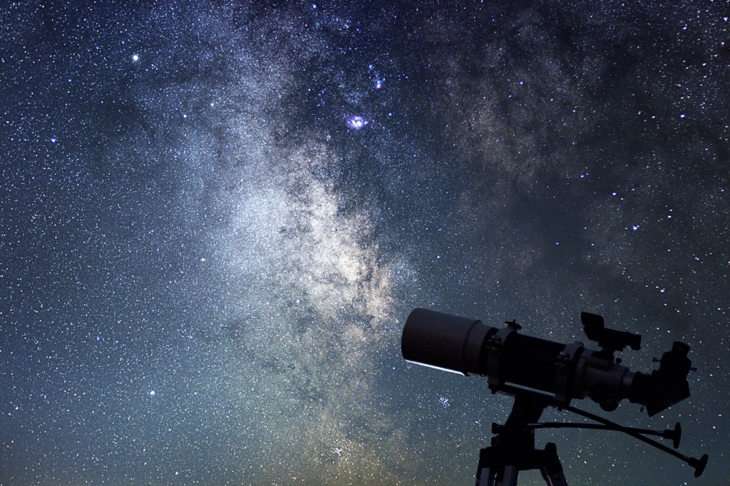 best telescope for astrophotography image