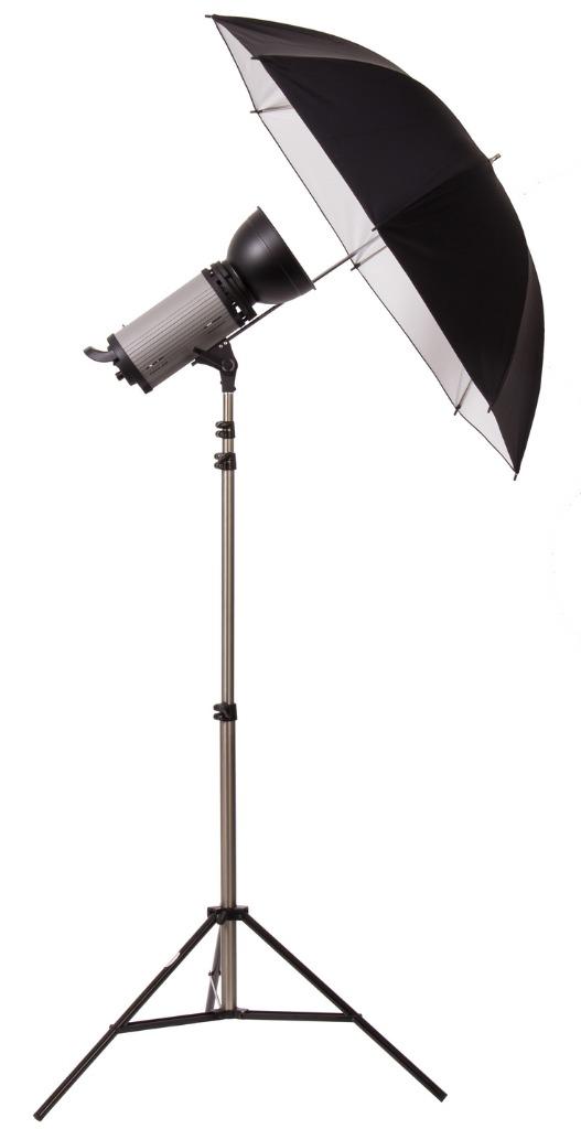 Speedlight vs Monolight image