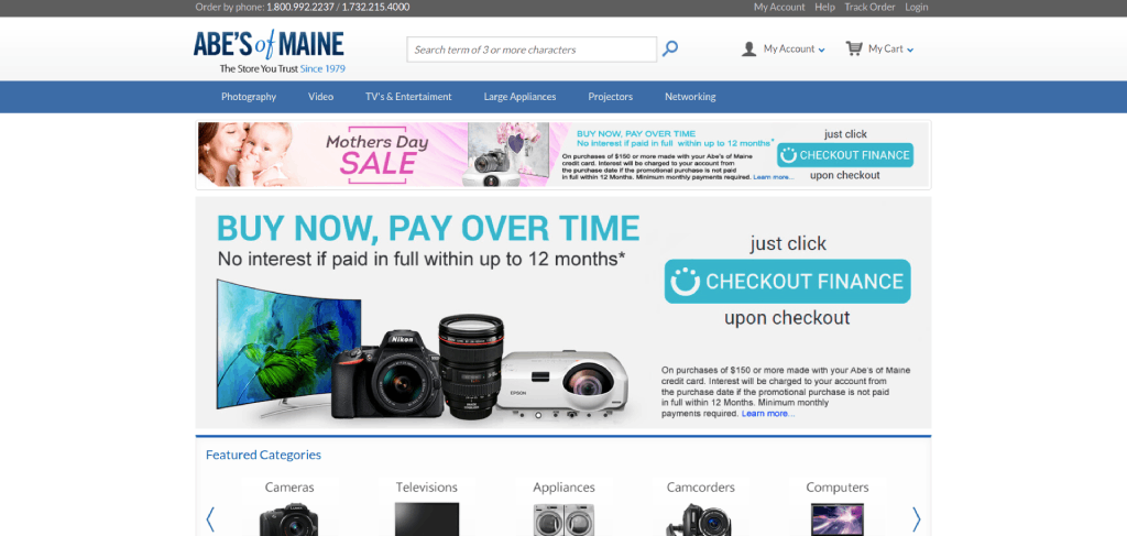 best place to buy a camera online abes of maine image