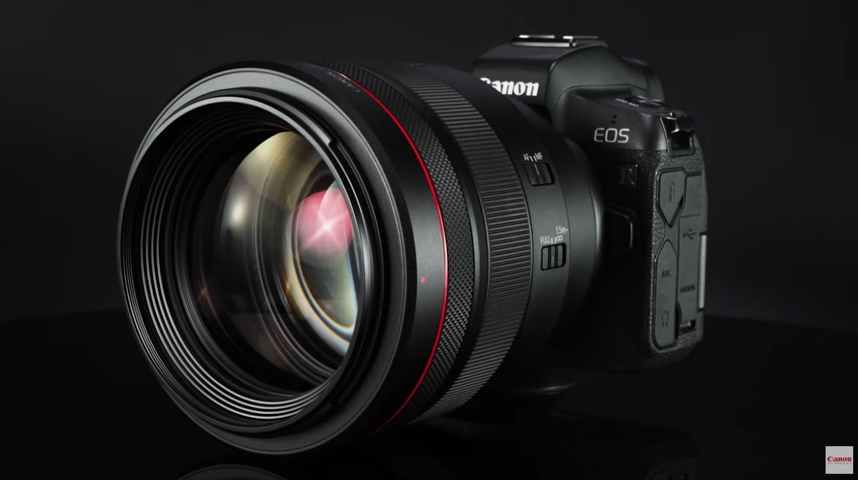 canons best portrait lens rf 85mm f1.2l image