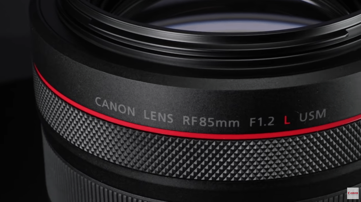 who is the canon rf 85mm f1.2l lens for image