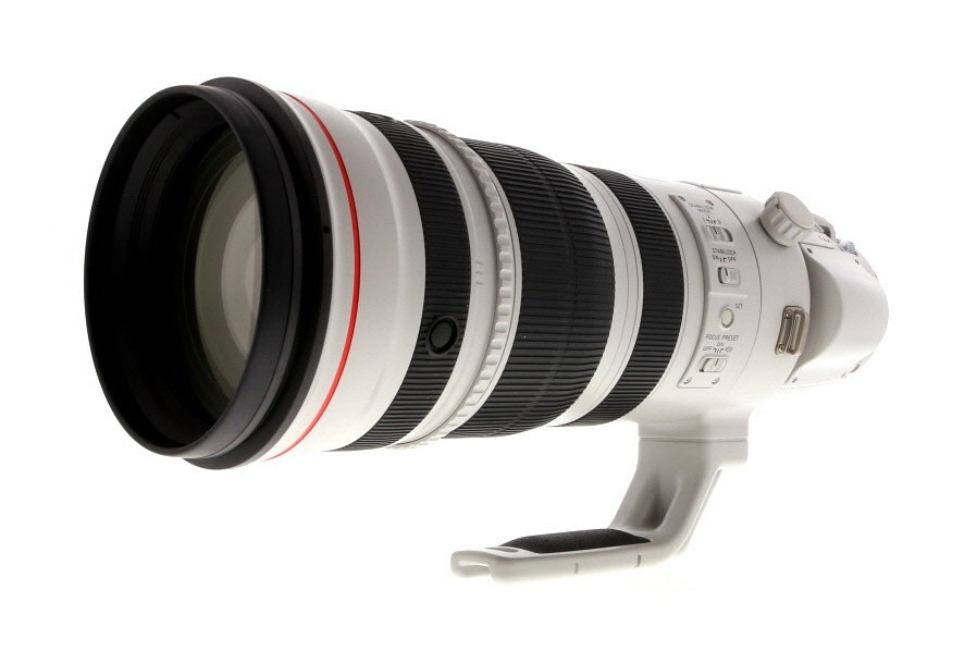 best professional telephoto lens for canon image