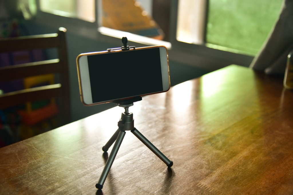 real estate photography smartphone gear
