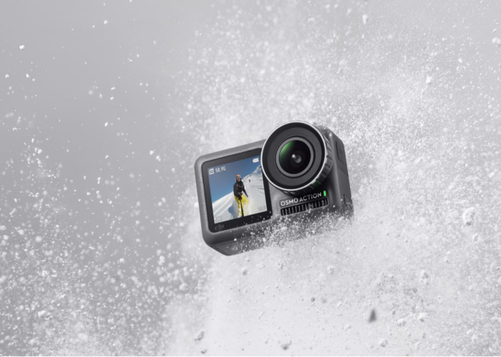 camera like gopro image