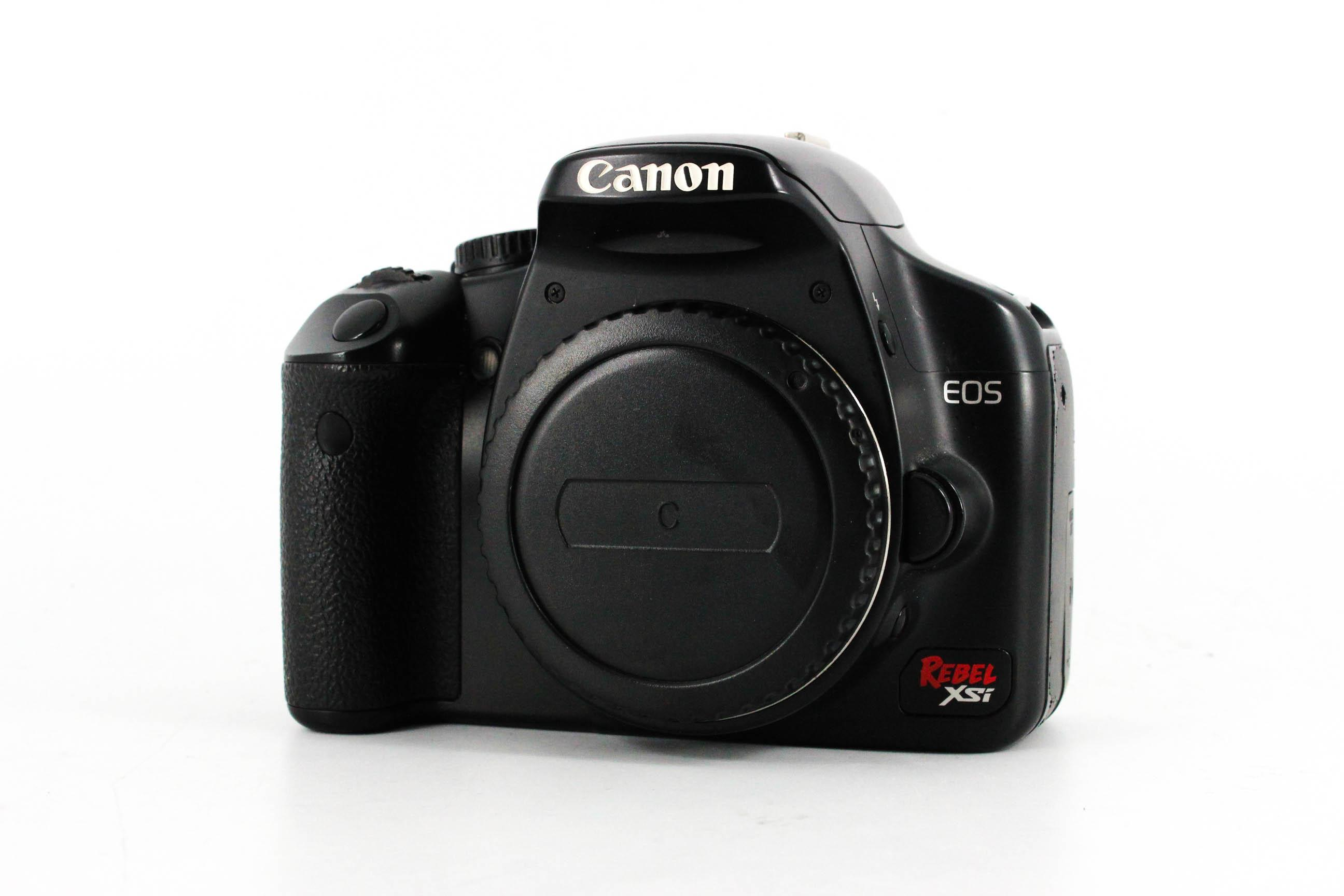 best used cameras xsi front image