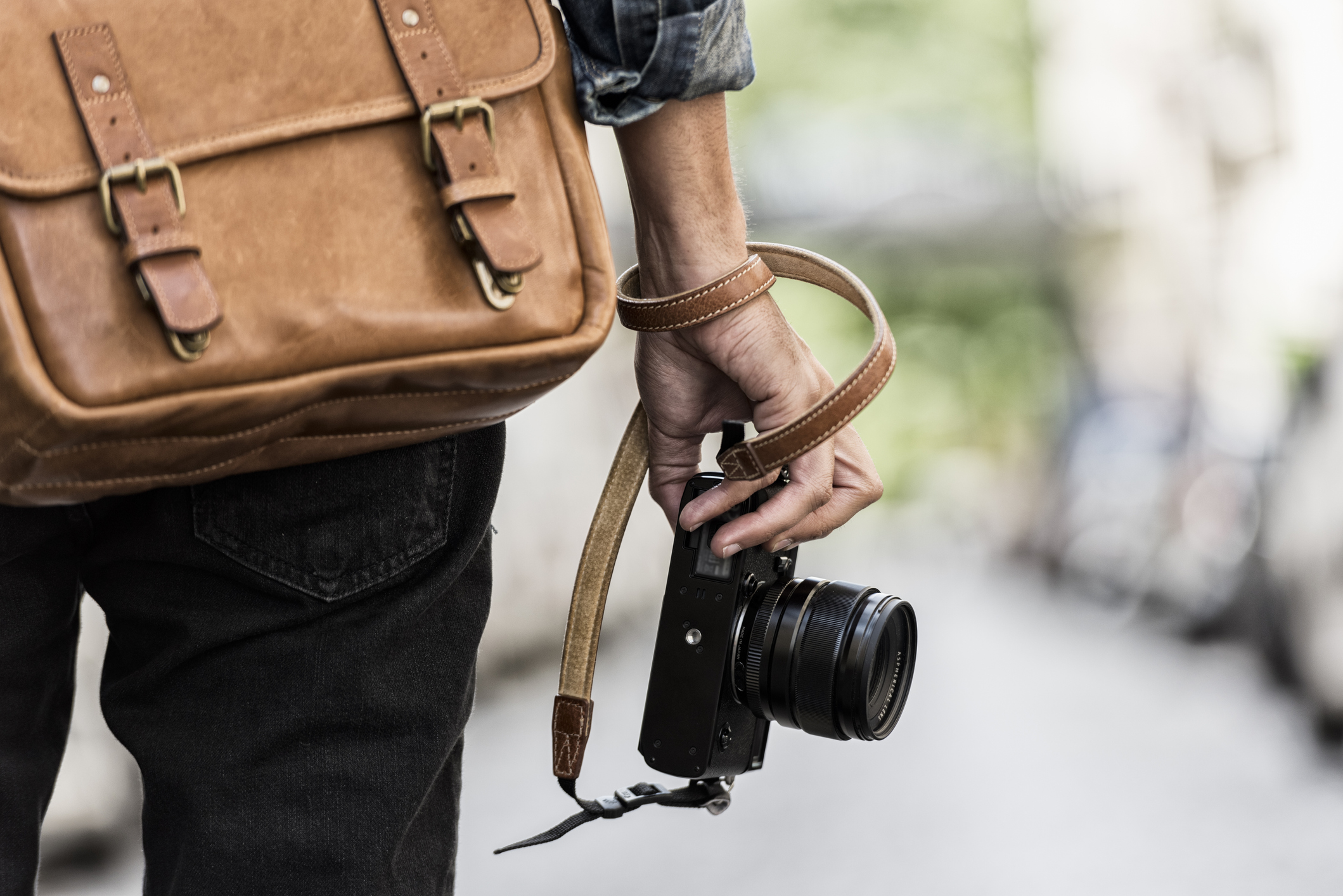 What Kind of Camera Strap is Right for You image