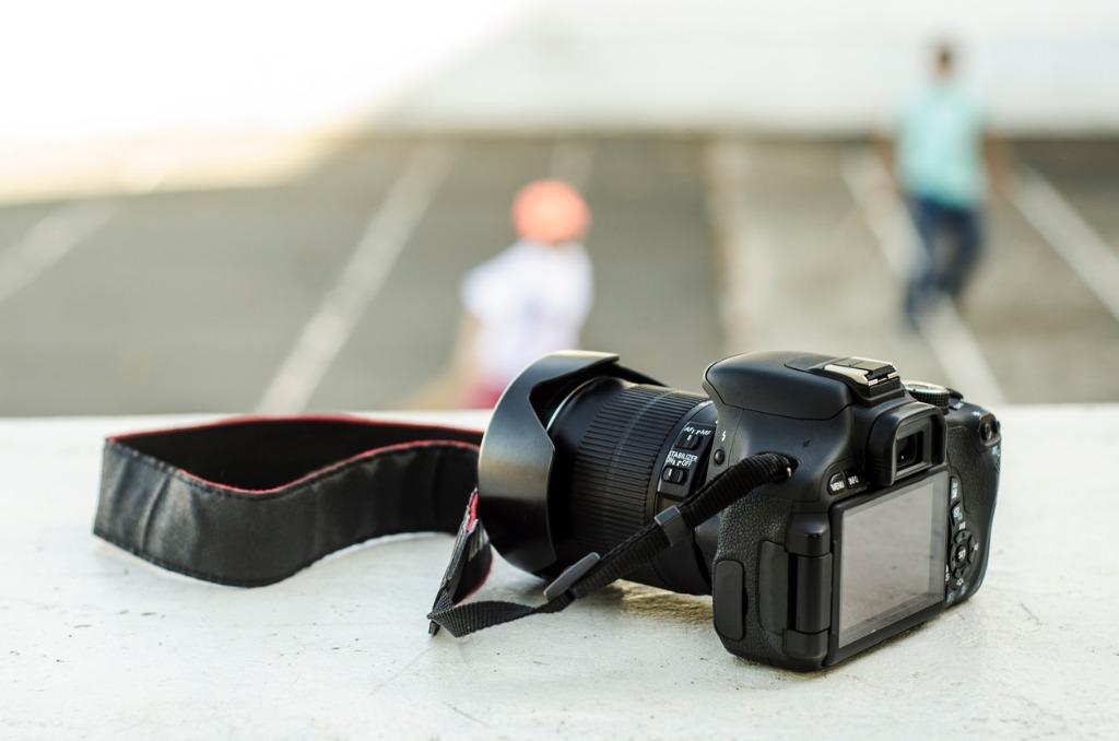 camera neck strap image