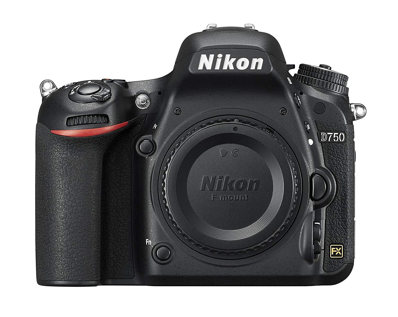 nikon d750 body image
