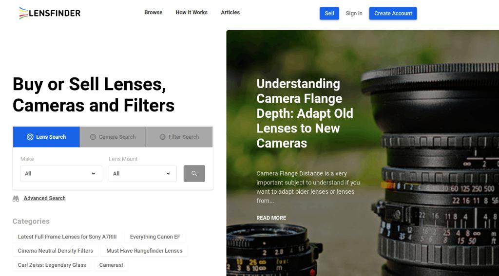 canon zoom lenses lensfinder image
