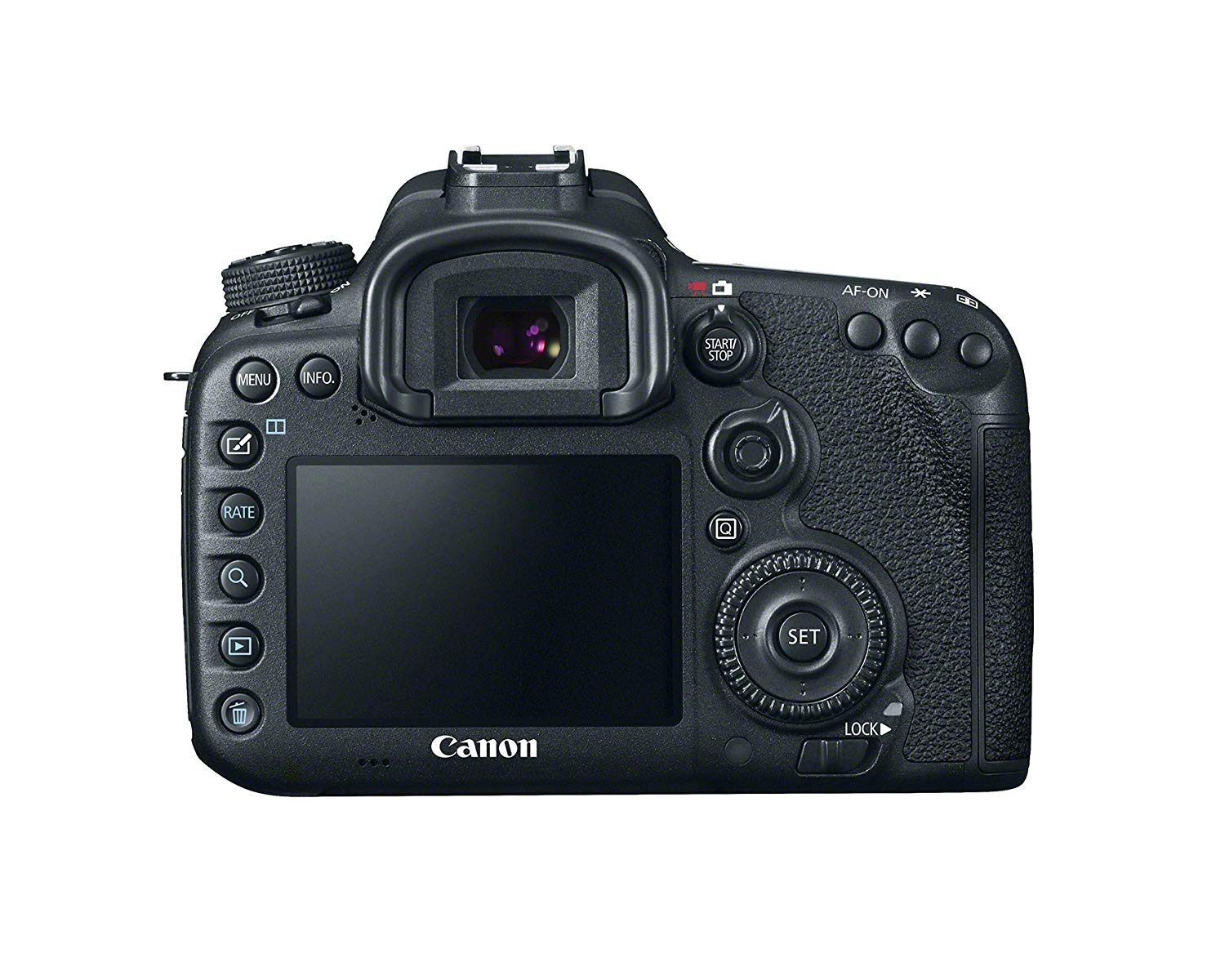 CANON 7D MARK II back image
