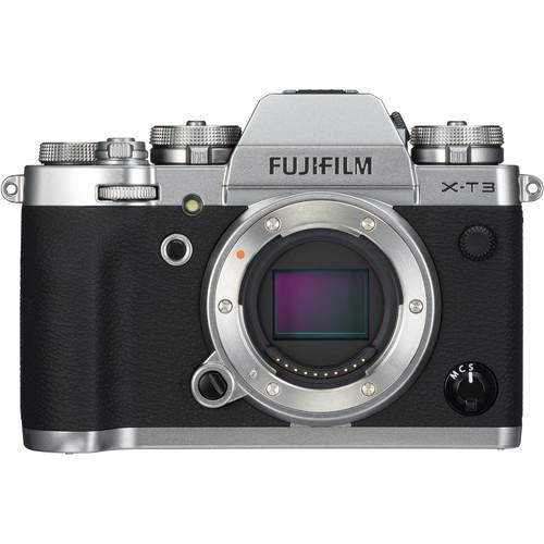 FUJIFILM X T3 Front image