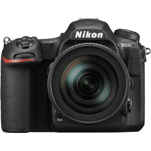 NIKON D500 Front image