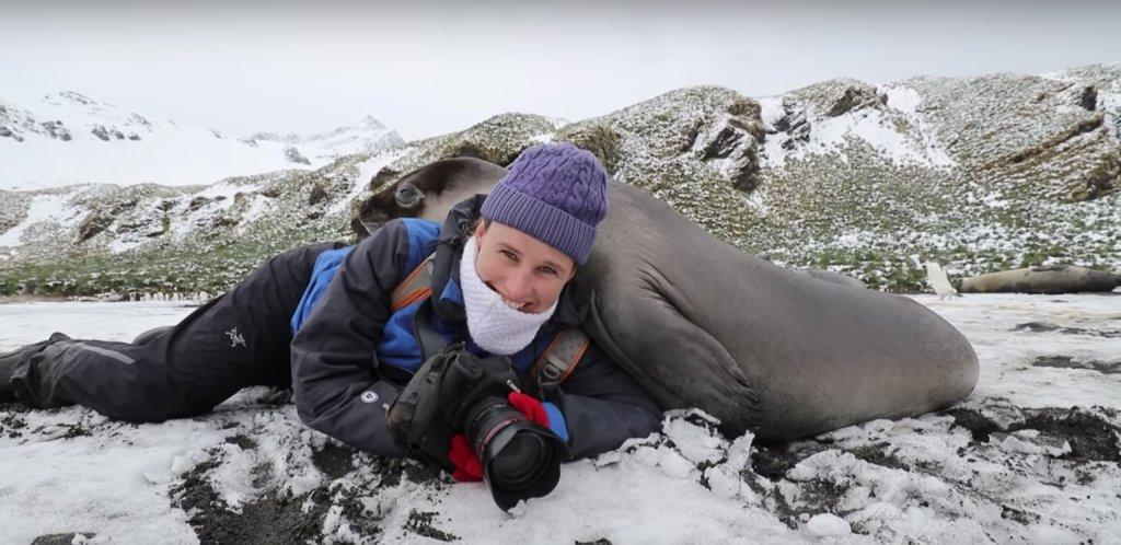 wildlife photographer image