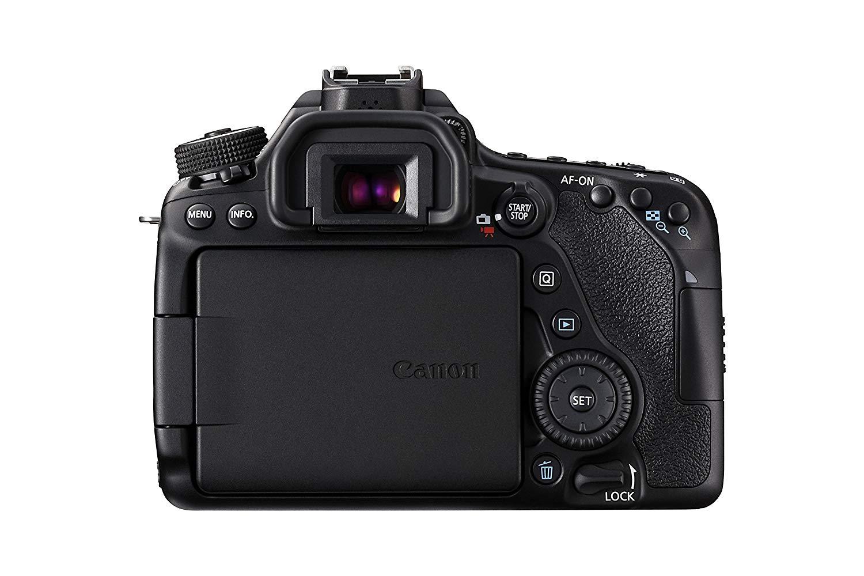 Canon EOS 80D Design image