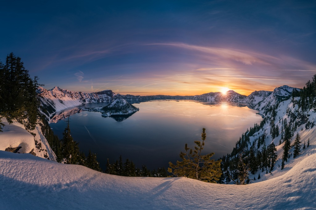 Crater Lake 1 image