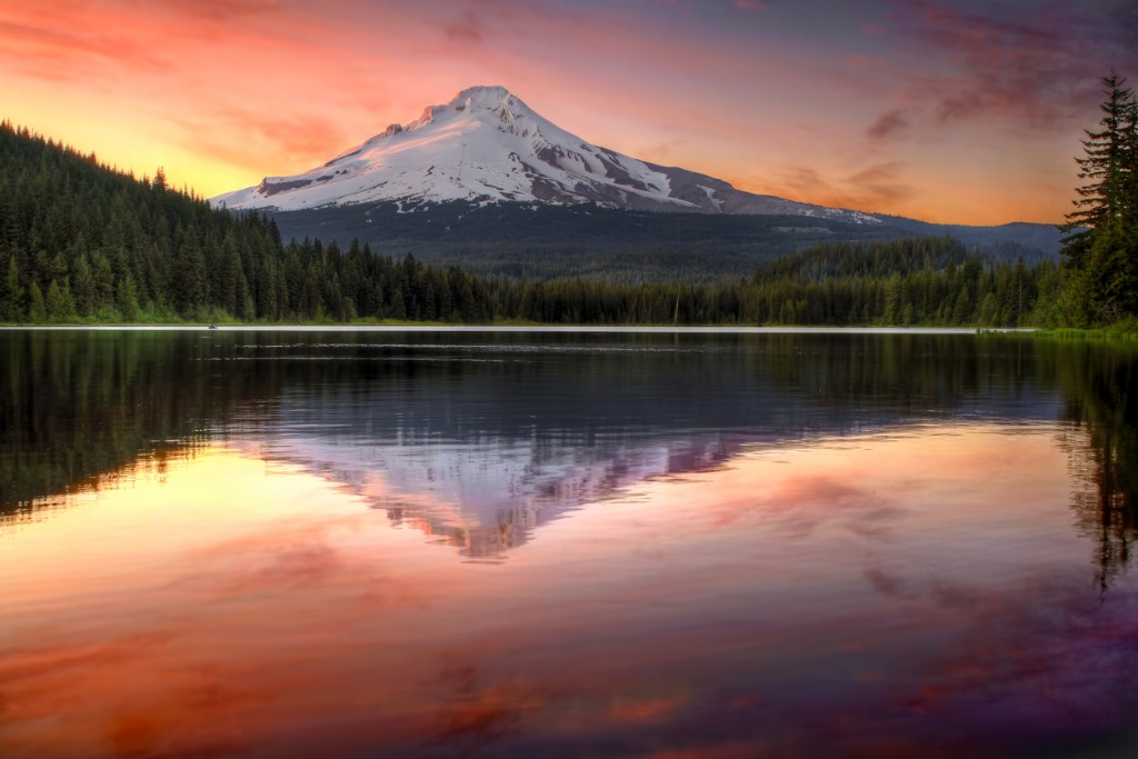 Oregon Photography Tours Mount Hood image