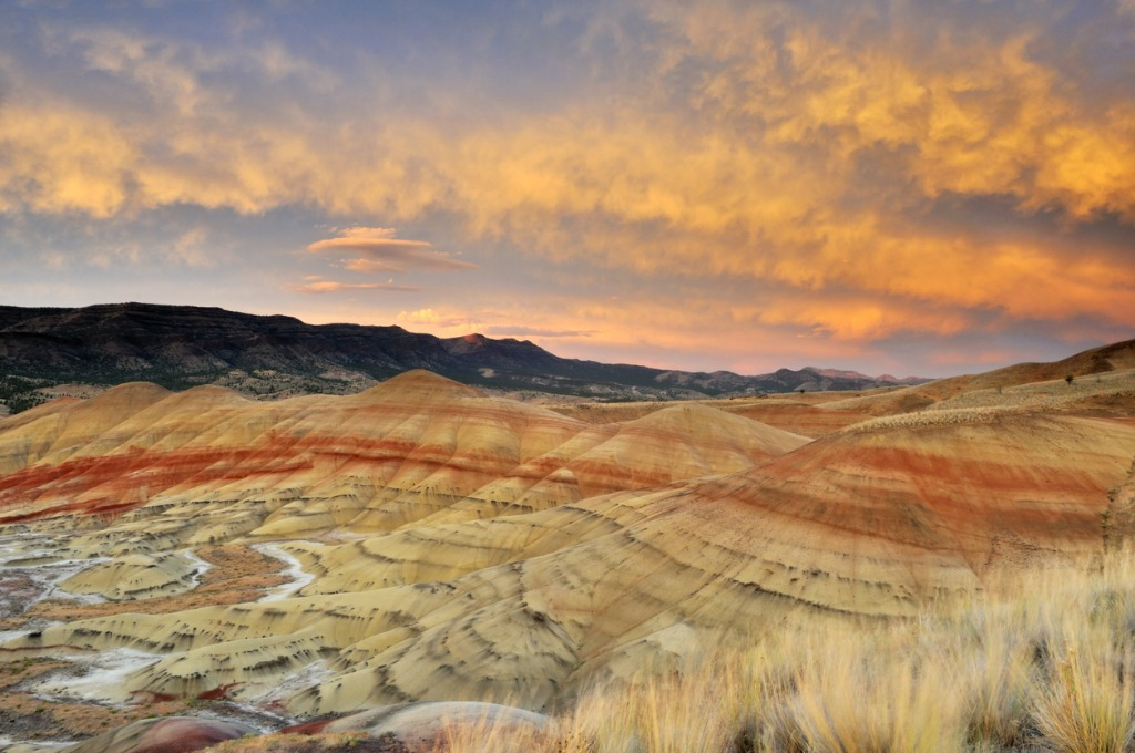 Painted Hills image