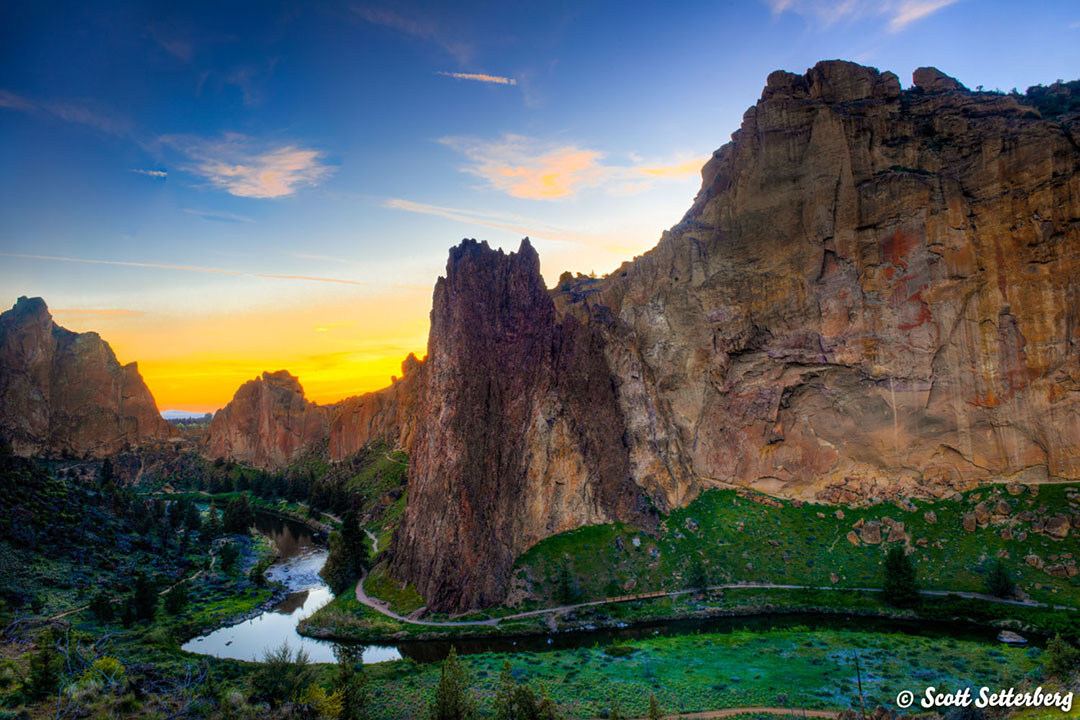 Smith Rock image