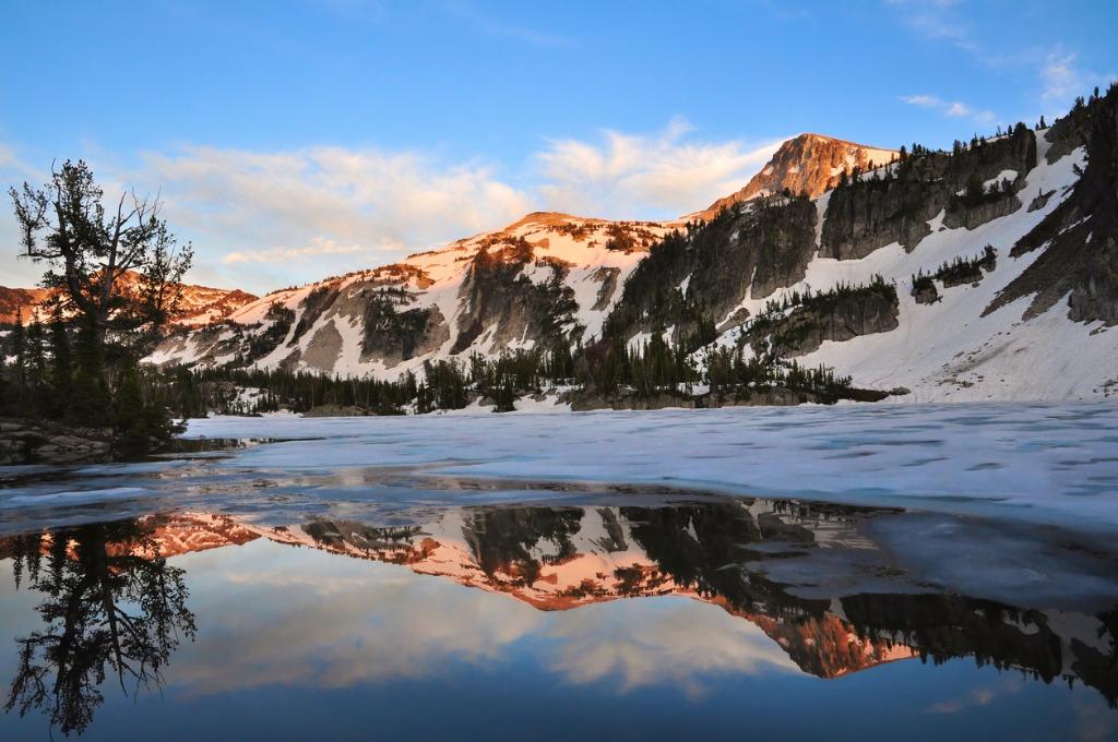 Wallowa Mountains image