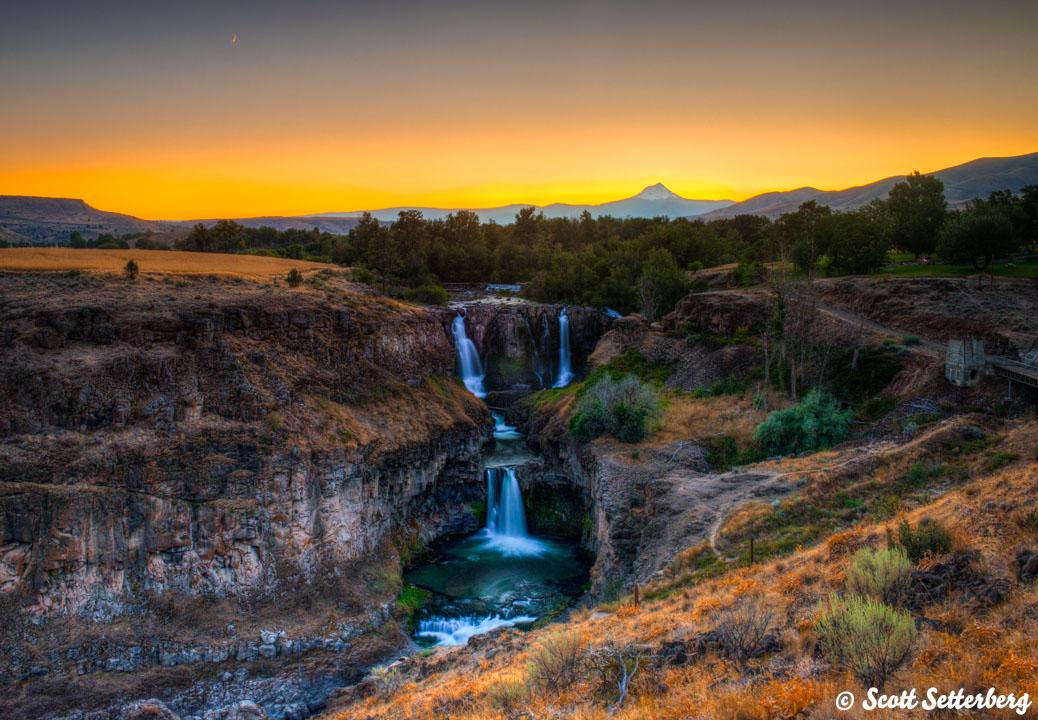 White River Falls image