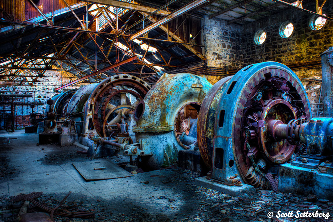 White River Falls Power Station image