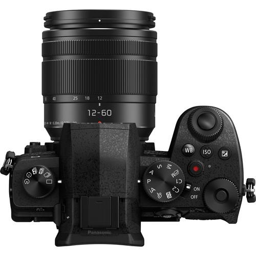 Panasonic G95 Body Design 2 image