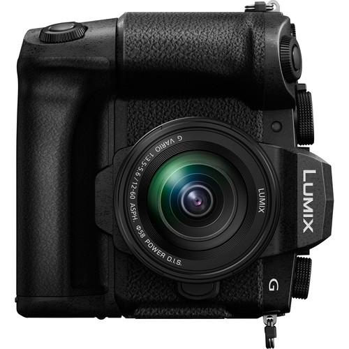 Panasonic G95 Build Handling 1 image