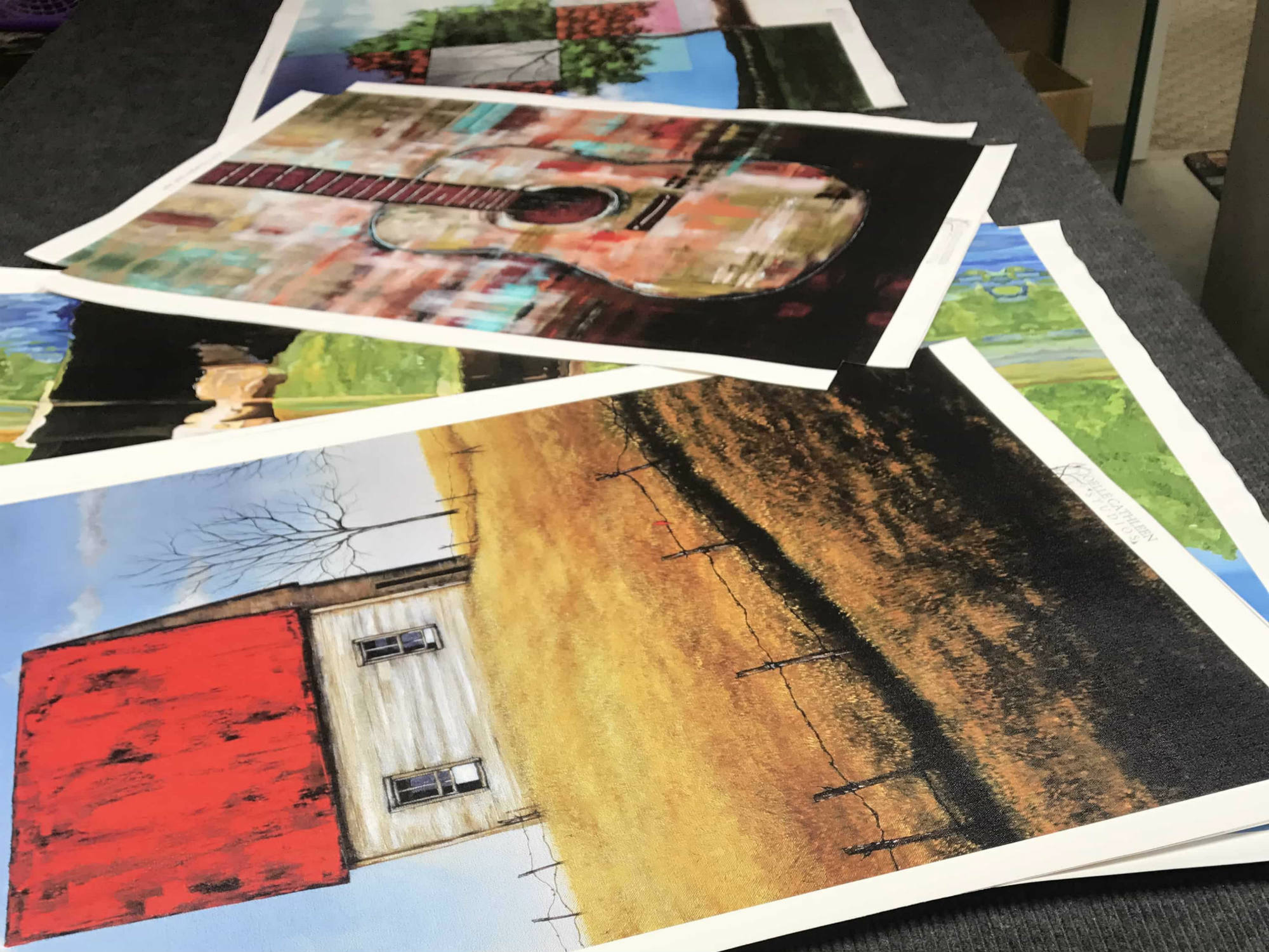 canvas printing tips for beginners image