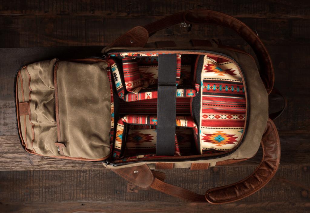 holdfast sightseer backpack 1 image