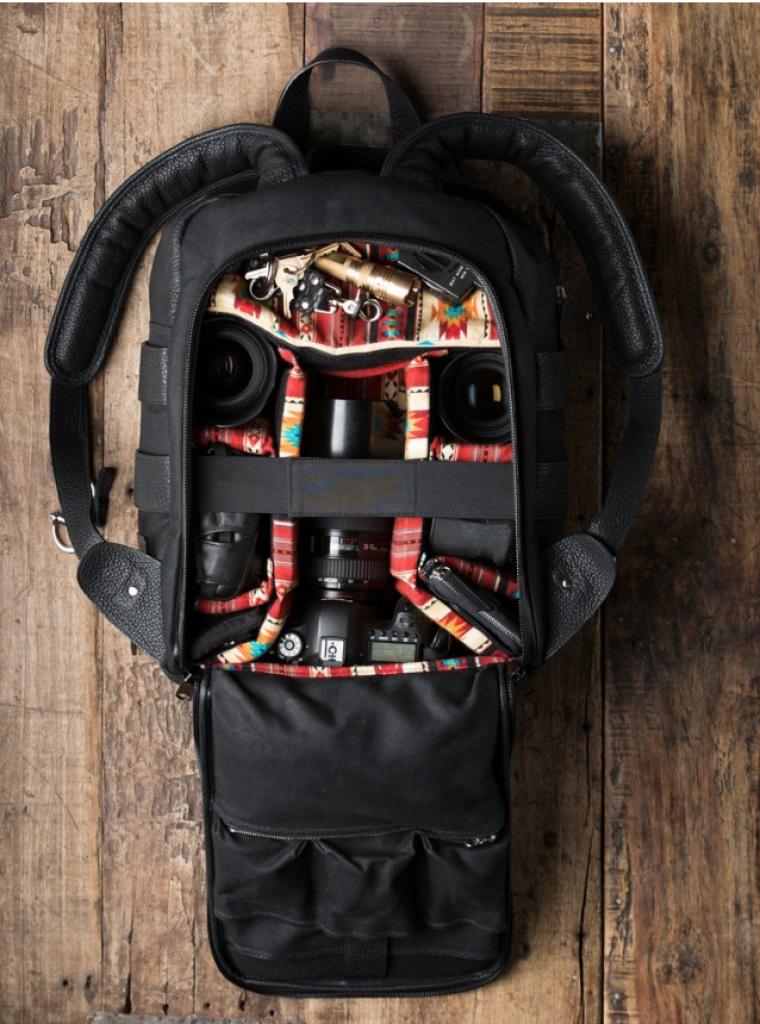 holdfast sightseer backpack 2 image