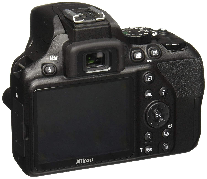 Nikon D3500 Body Design image