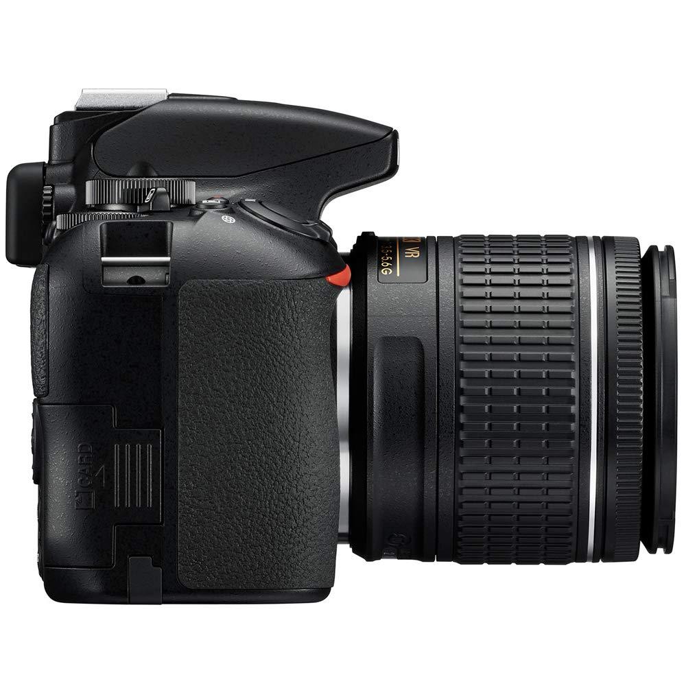 Nikon D3500 Build Handling image