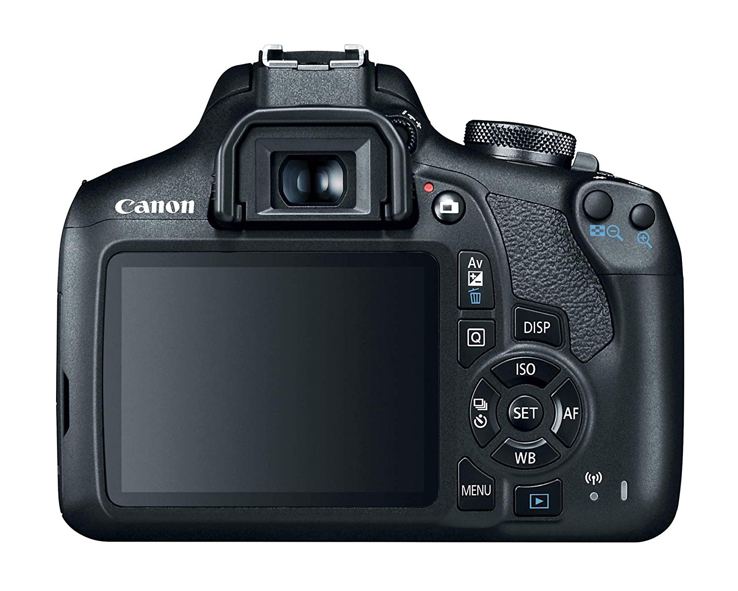 canon t7 Build Handling image