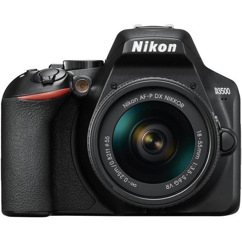 nikon d3500 Primary Specs image