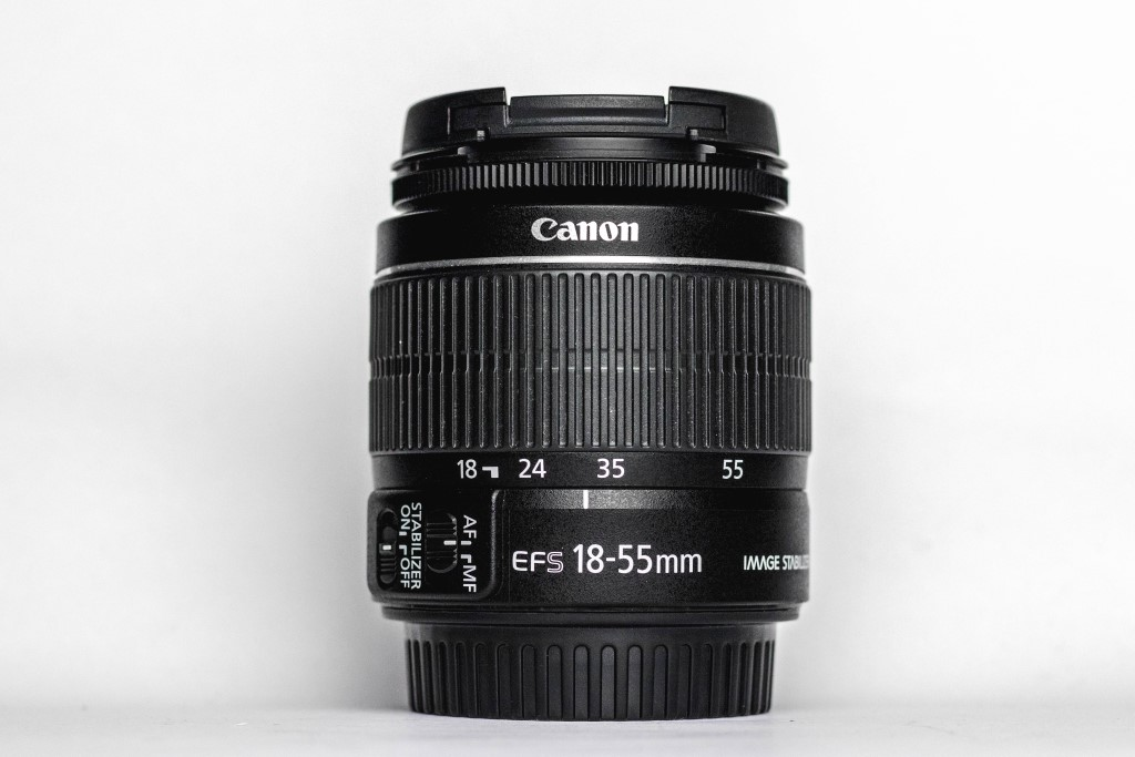 cons of kit lenses image
