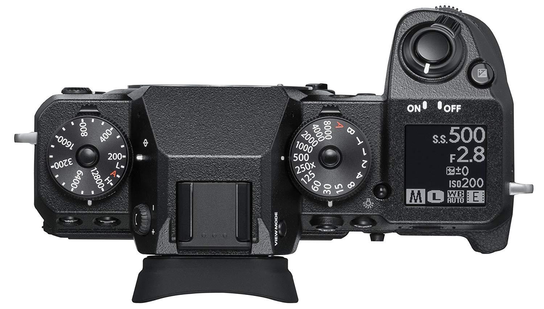 Fujifilm X H1 Body Design 2 image