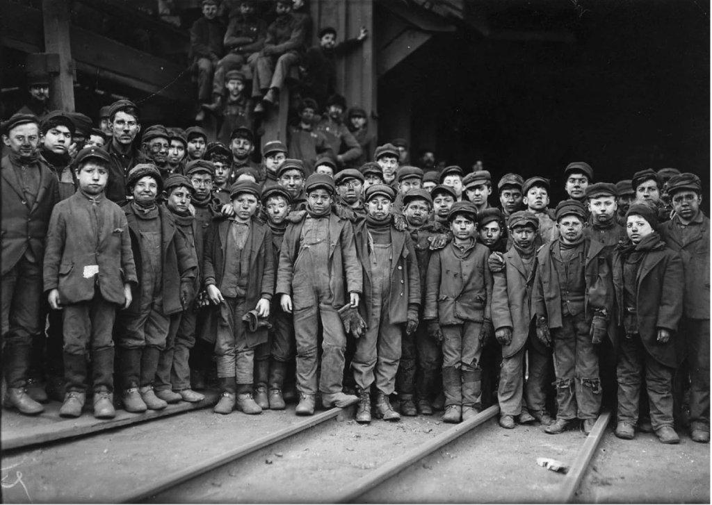 slave labor image