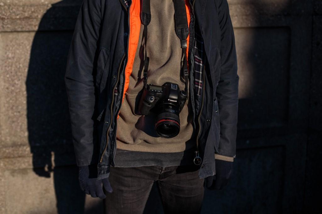 how do you carry your camera image