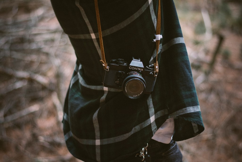 how to carry a camera image
