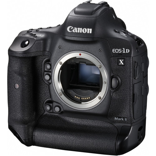 Canon EOS 1D X Mark II Build Handling image