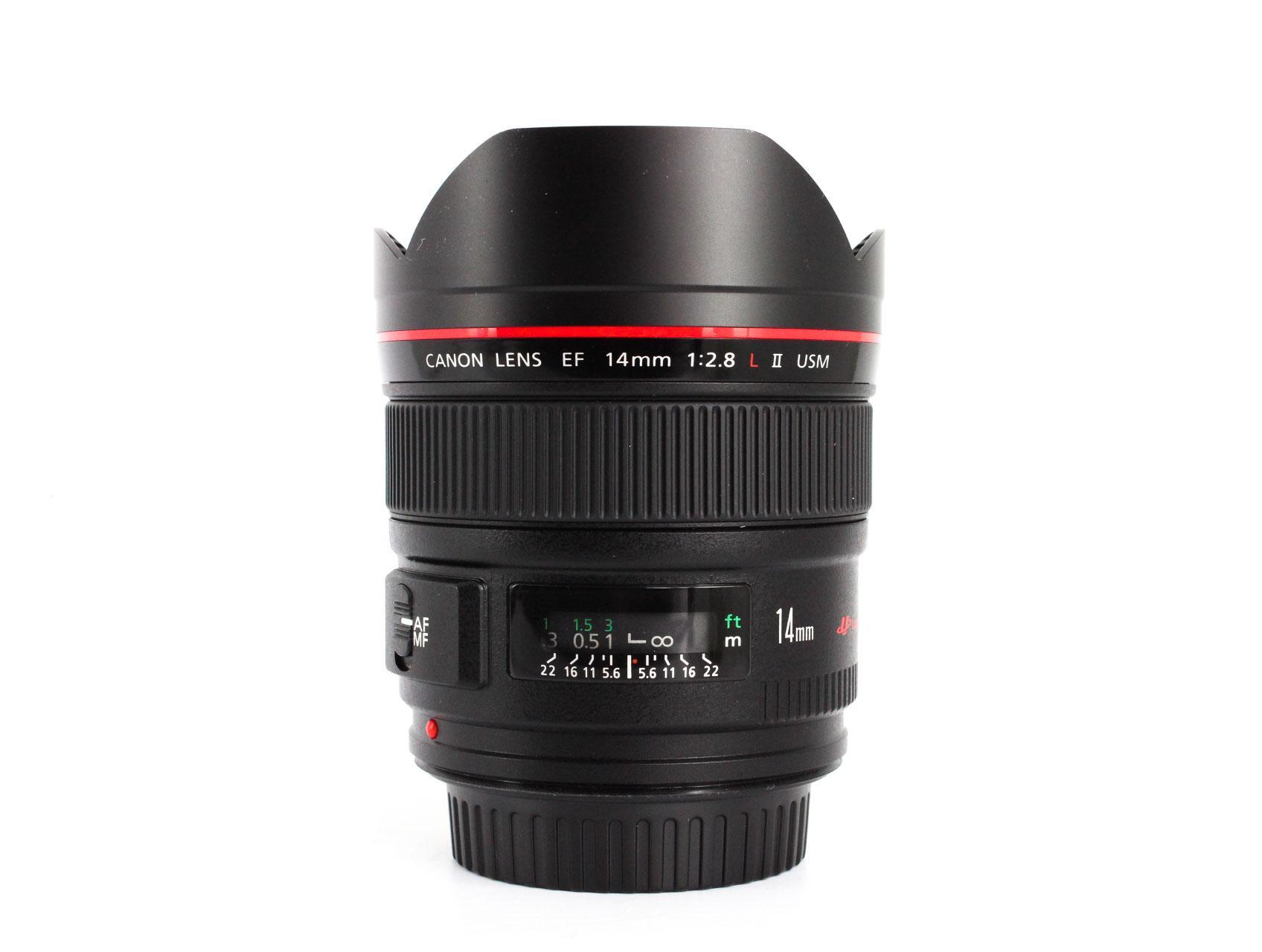 Canon EOS 1D X Mark II Lenses 2 image