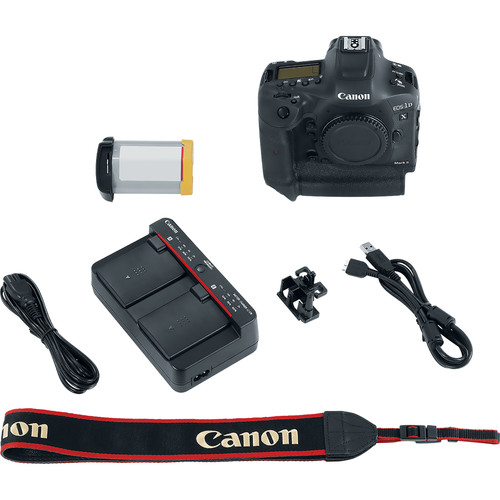 Canon EOS 1D X Mark II Video Performance image