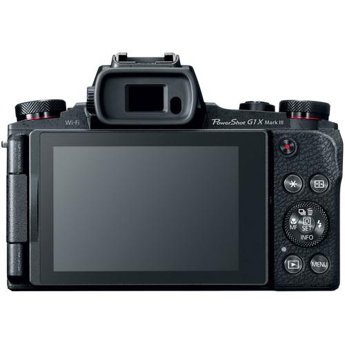 Canon PowerShot G1 X III Body Design 1