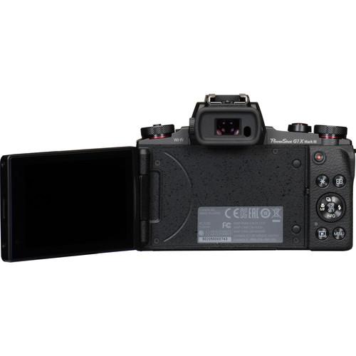 Canon PowerShot G1 X III Body Design 2