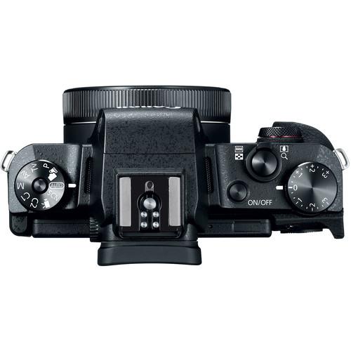 Canon PowerShot G1 X III Build Handling 1