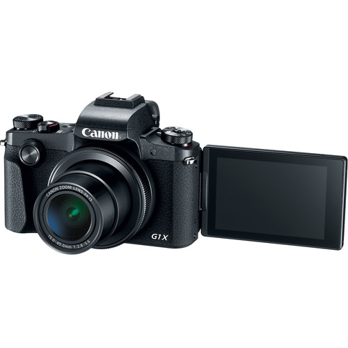 Canon PowerShot G1 X III Video Performance 1
