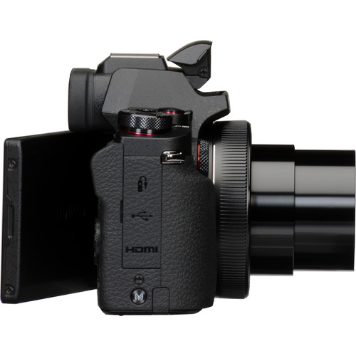 Canon PowerShot G1 X III Video Performance 2